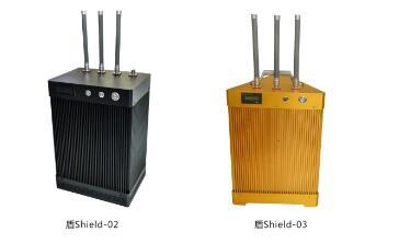 盾Shield-02、盾Shield-03:可搬移式无人机防御系统