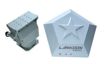 鹰Eagle-01:车载式无人机防御系统