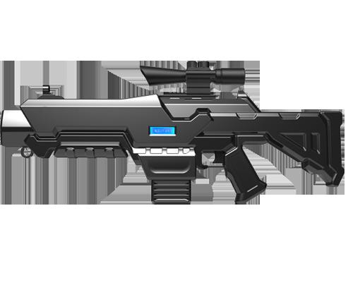 云南剑Sword-02:便携式轻便无人机防御枪