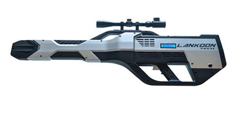 剑Sword-01:便携式无人机防御枪
