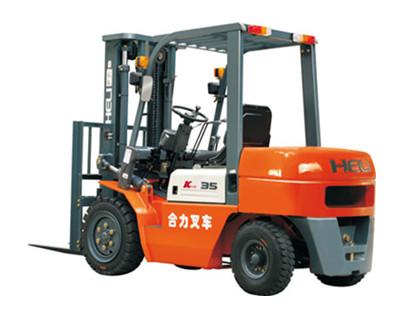 【图文】内燃叉车有哪些种类_使用内燃叉车前的准备工作
