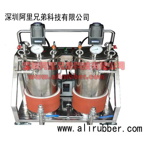 压力罐硅胶加热器