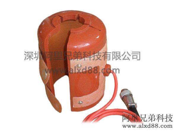 包围式带按扣硅胶加热器