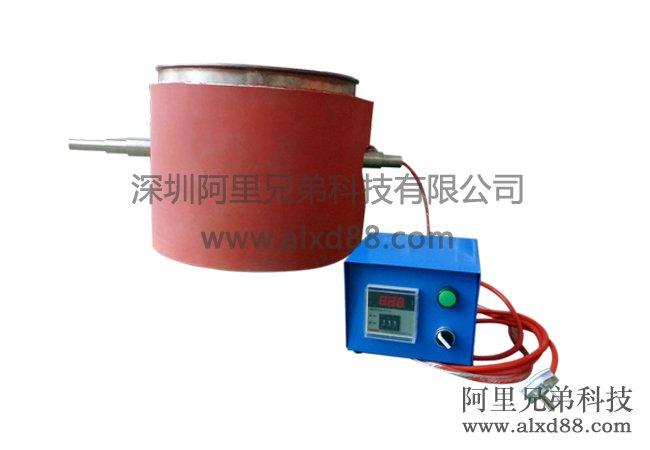 带温控箱及保温层桶类加热器