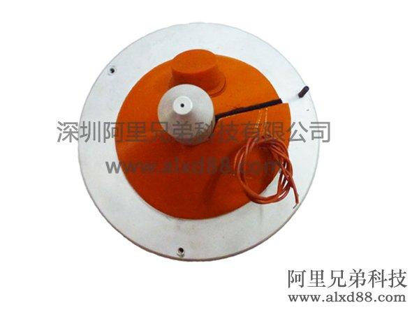 锥形带固定小温控加热器