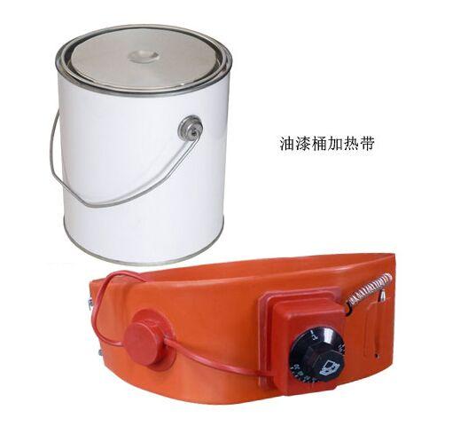 带刻度温控油漆桶加热带