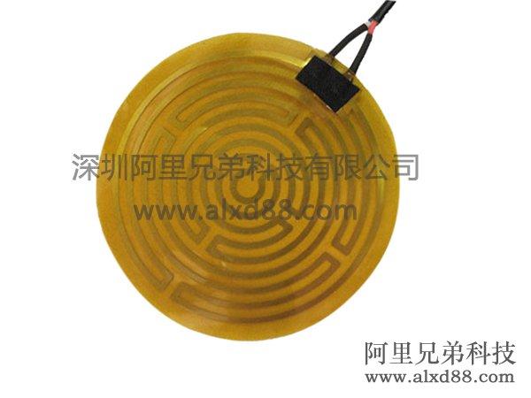 圆形PI加热膜