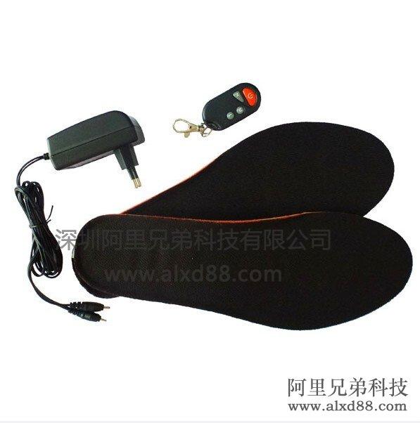 遥控加热鞋垫