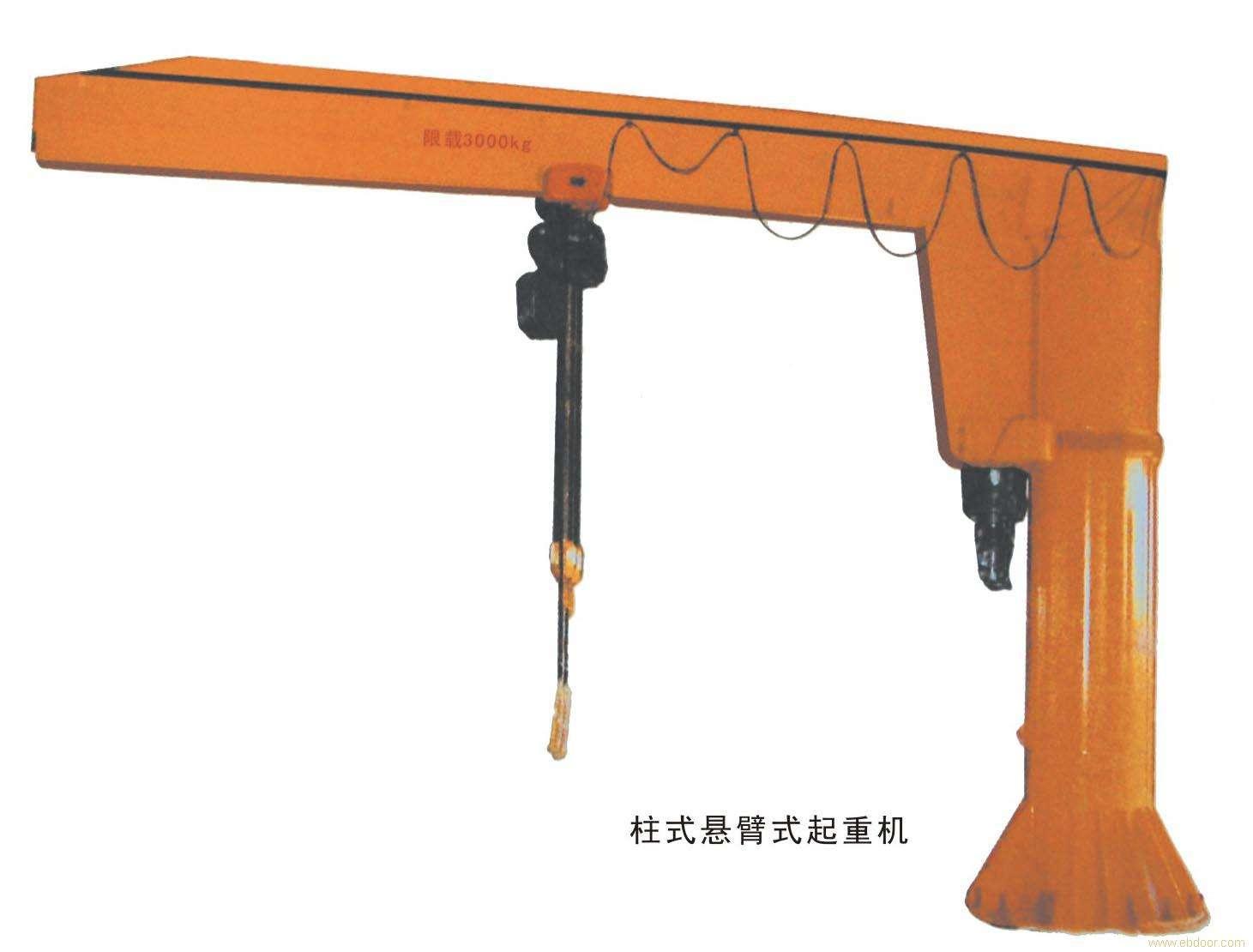贵阳悬臂式起重机