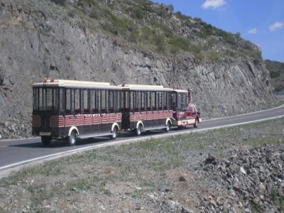 喀纳斯观光火车