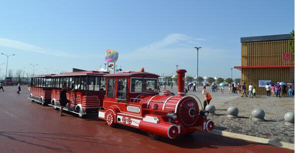 YLG-30S4R-C4观光火车