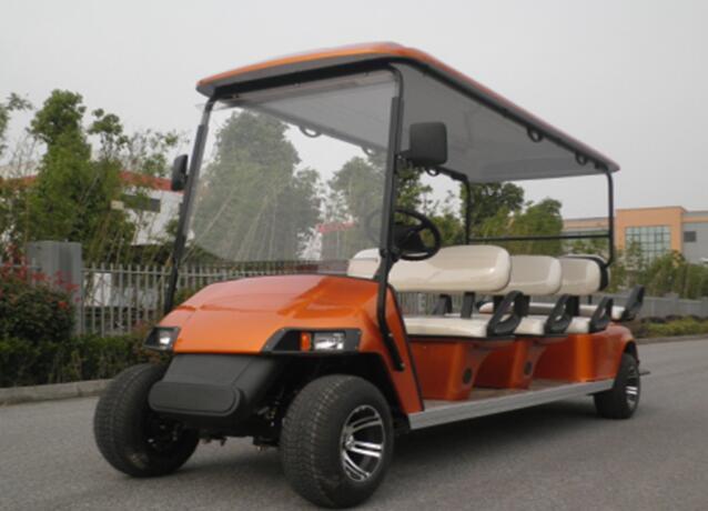 盐城8座高尔夫球车