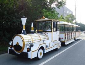 大型观光火车