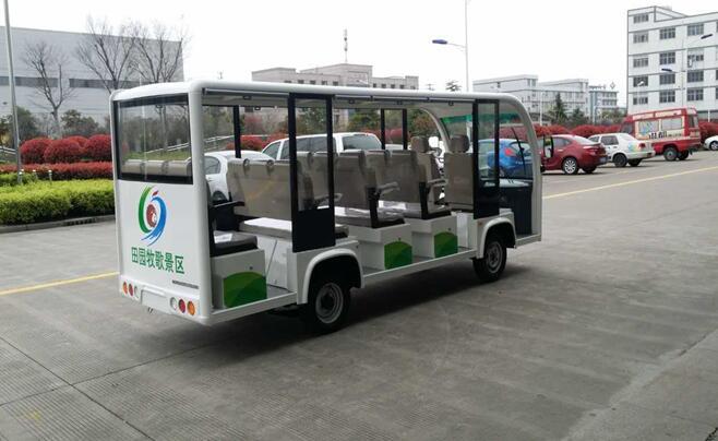 小型电动观光车