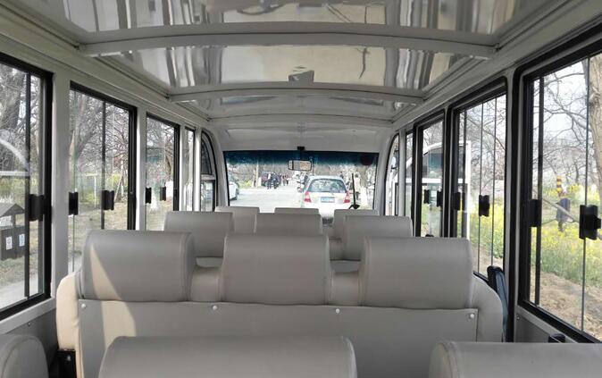大型电动观光车