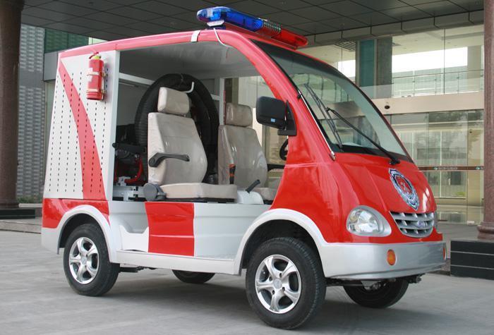 盐城电动消防车
