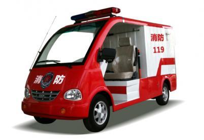 宿迁电动消防车