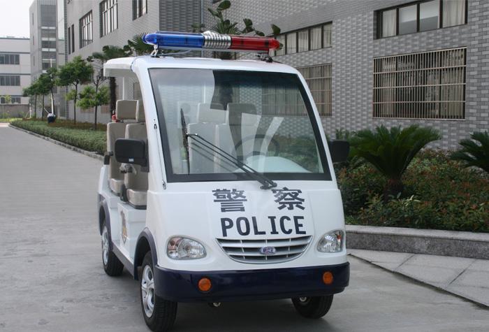 盐城电动巡逻车