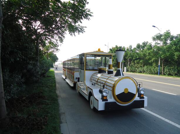 纯电动观光火车