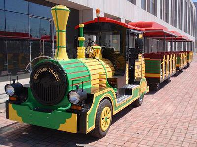 公园观光火车
