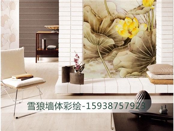 郑州会所壁画