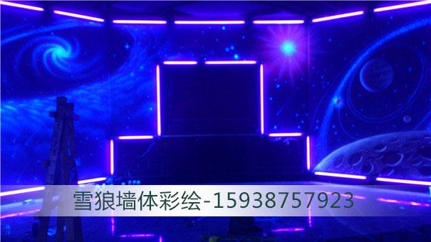 郑州隐形壁画设计