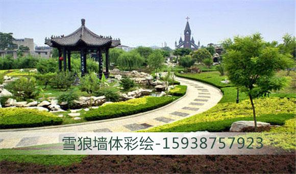 河南园林绿化施工