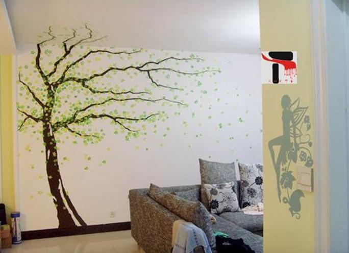 家装彩绘的色彩搭配