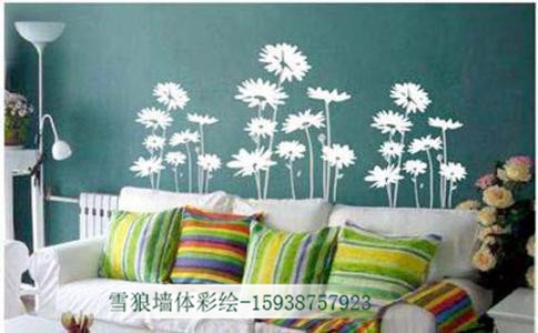 郑州家装彩绘