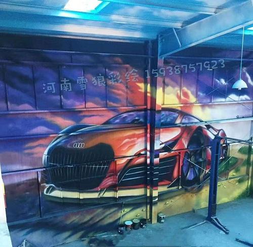 墙体彩绘公司哪家好
