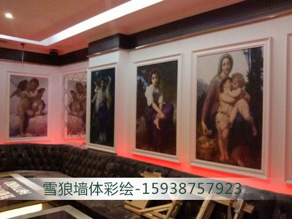 郑州墙体彩绘培训