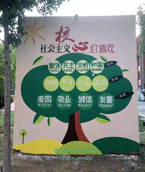 河南彩绘培训学校