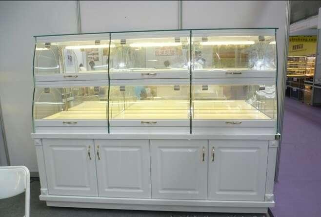 成都面包展示柜厂家