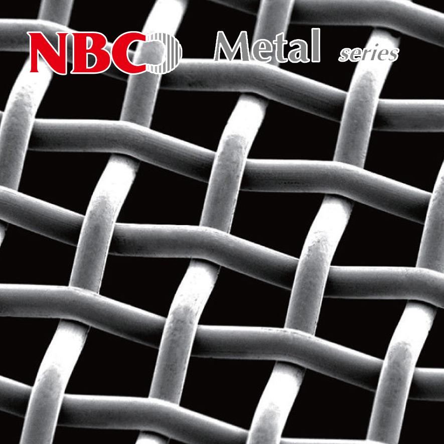 NBC metal series绮惧瘑涓濈綉鍗板埛鐢ㄩ噾灞炰笣缃�