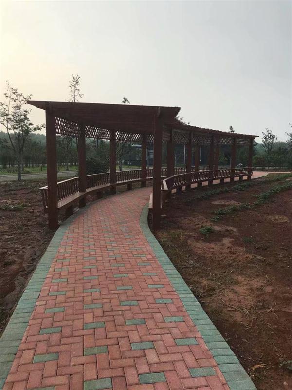 武漢防腐木工程