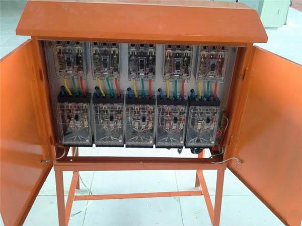 施工現場臨時用電配電箱