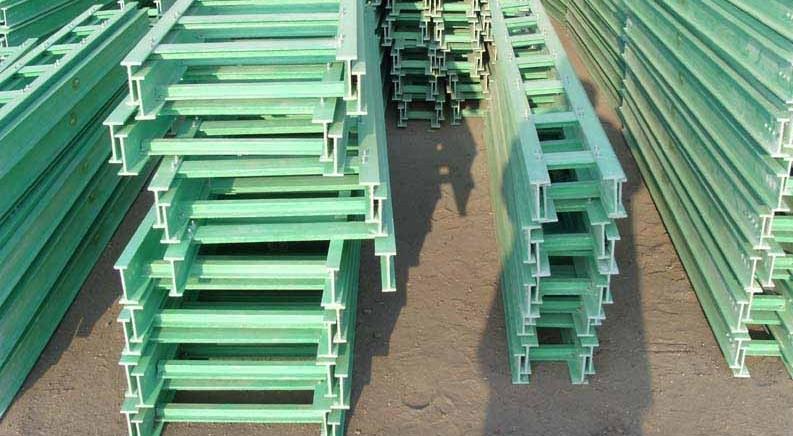 贵州玻璃钢电缆桥架