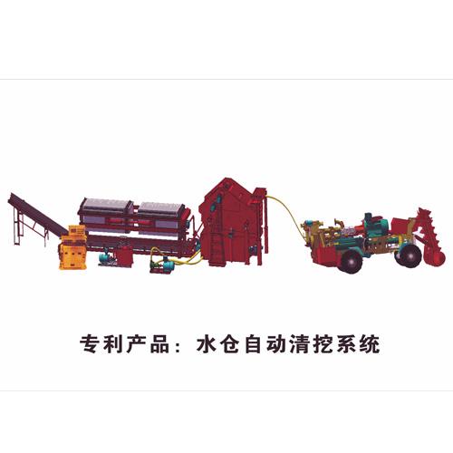 MQC-15(Q)型矿用清仓机