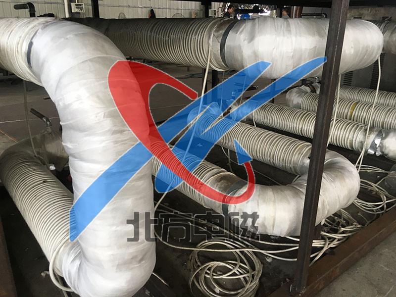 管道加热电磁加热器