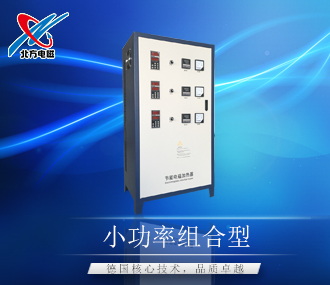 小功率组合型电磁加热器