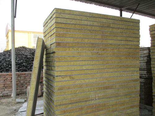岩棉复合保温板