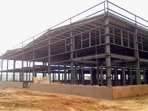 钢结构安装公司