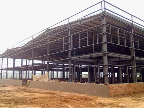 鋼結構安装公司