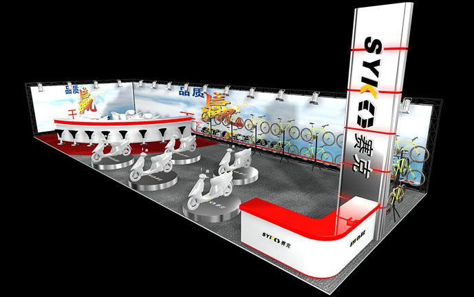 郑州展览展示设计