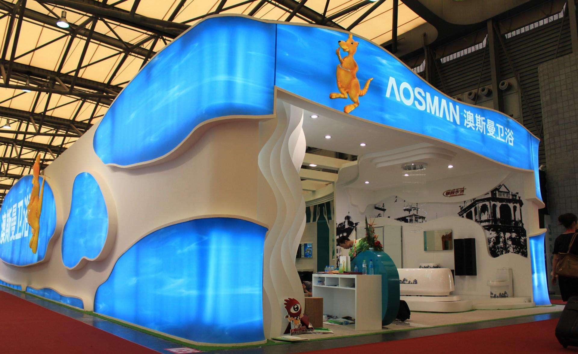 郑州展示设计