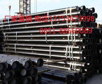 贵阳柔性铸铁排水管安装