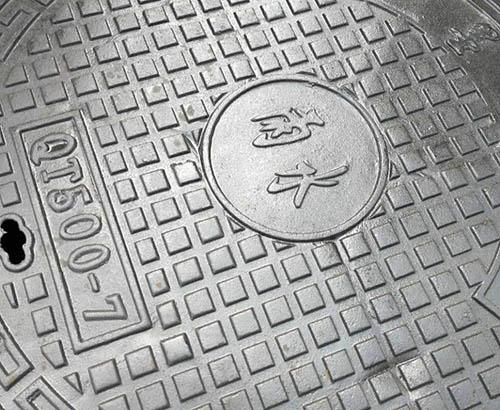 贵州球墨井盖安装