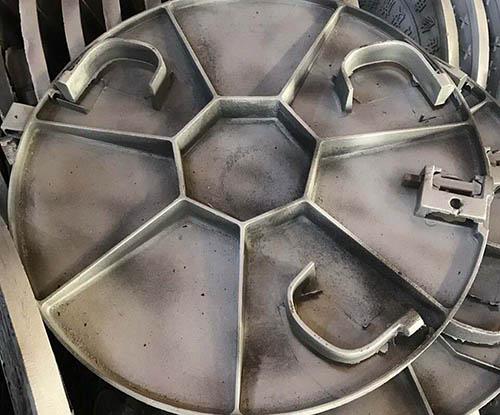 贵阳球墨铸铁井盖