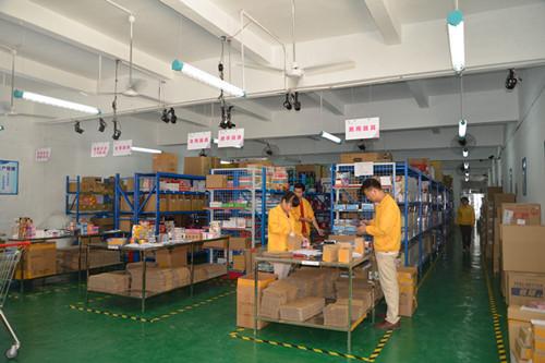 仓库流通加工服务