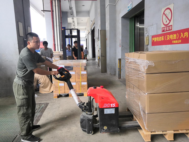 仓储装卸搬运服务